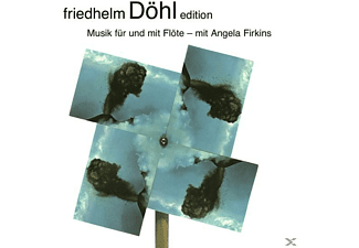 Angela Firkins, Janna Ruck, Christian Ruvolo, Troels Svane - Friedhelm Döhl Edition Vol.16-musik Für Flöte - (CD)