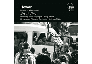 Hewar/+ - Hewar-Letters to a Homeland - (CD)