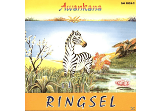 AWANKANA/SMITH ANTONIO, Awankana - Ringsel - (CD)