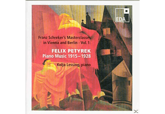 Kolja Lessing - Klaviermusik 1915-1928 - (CD)