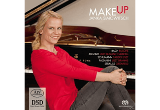 Janka Simowitsch - Make up - (SACD Hybrid)