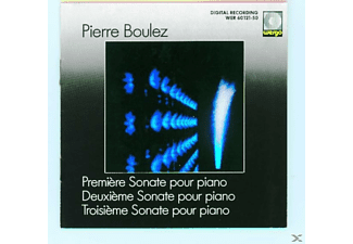 Henck Herbert - Premiere Sonate/Deuxieme Sonate - (CD)