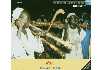 VARIOUS - Waza-Music From The Blue Nil - (CD)
