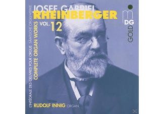 Rudolf Innig - Orgelwerke Vol.12 - (CD)