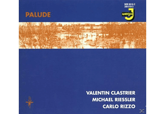 Trio Clastrier-riess - Palude - (CD)