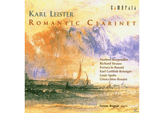 Karl Leister - Romantische Klarinette - (CD)