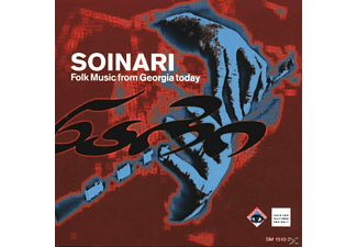 VARIOUS - Soinari-Folk Music From Georgia Today - (CD)