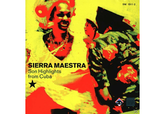 VARIOUS - Sierra Maestra-Song Highlights From Cuba - (CD)