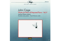 PIERCE, JOSHUA/JONAS, DOROTHY/ALMON, Pierce / Jonas / Almond - Works F.Piano & Prep.Piano 2 [CD]