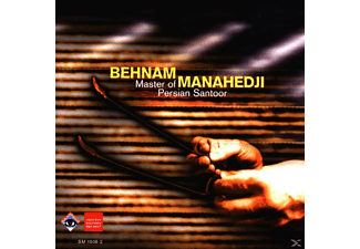 Behnam Manahedji - MASTER OF PERSIAN SANTOOR - (CD)