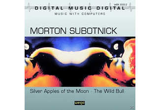 Morton Subotnick - Silver Apples Of The Moon/The Wild Bull - (CD)