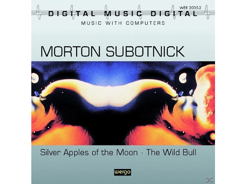 Morton Subotnick - Silver Apples Of The Moon/The Wild Bull [CD]
