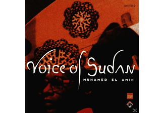 El Amin Muhamed - Voice Of The Sudan - (CD)