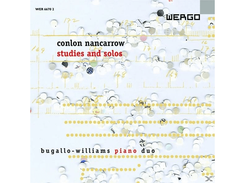 Williams Piano Duo - Studies And Solos For Piano [CD]