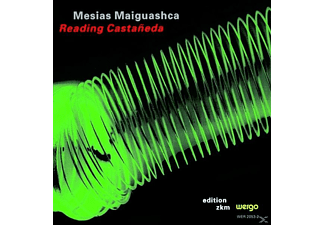 Mesias Maiguashca - Reading Castaneda/ZKM 3 - (CD)