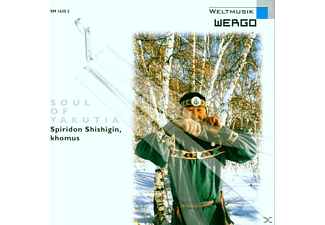 Spiridon Shishigin - Soul Of Yakutia - (CD)