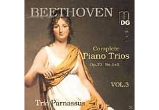 Trio Parnassus - Complete Piano Trios, Vol. 3 - (CD)