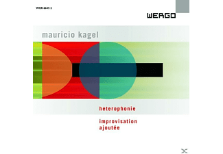 Frankfurt Rso - Heterophonie,Improvisation - (CD)