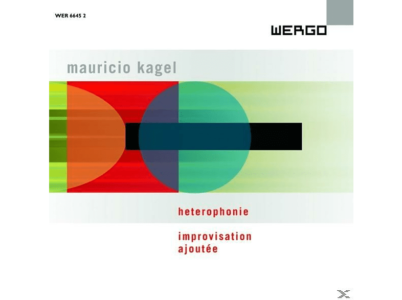 Frankfurt Rso - Heterophonie,Improvisation [CD]