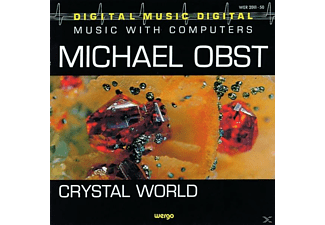Michael Obst - Crystal World - (CD)