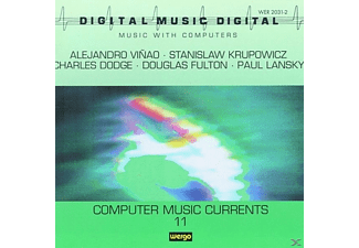 Wilanow Quartet, Mare - Computermusic Currents 11 - (CD)