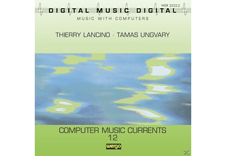 Eötvös/Ens.Contemporain/Cairns/Marco/+ - Computermusic Currents 12 - (CD)