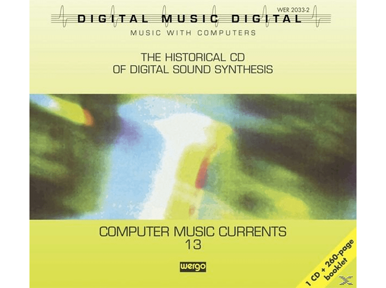 VARIOUS - Computermusic Currents 13/Historical CD [CD]