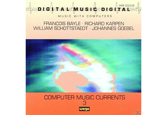 VARIOUS - Computermusic Currents 3 - (CD)