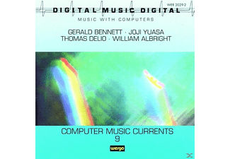 Gutzwiller, University Of New Mexico Perc - Computermusic Currents 9 - (CD)