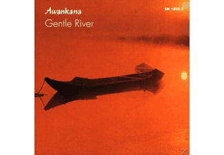 Awankana, Antonio Smith - Gentle River - (CD)
