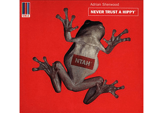 Adrian Sherwood - Never Trust A Hippy (CD)