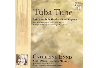 Catherine Ennis - Tuba Tune - (CD)