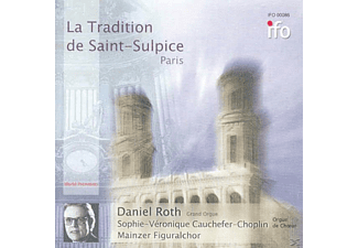 Mainzer Figuralchor, Roth Daniel - La Tradition de Saint-Sulpice - (CD)
