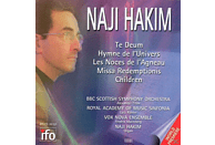 VOX NOVA ENSEMBLE/BBC SCOTTISH SYMP, Naji Hakim - Te Deum/Hymne De L Univers/Missa Redemptionis/+ [CD]