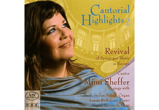 Sheffer/Schuck/Richstone/Heinrich - Cantoral Highlights Vol.2 - (CD)