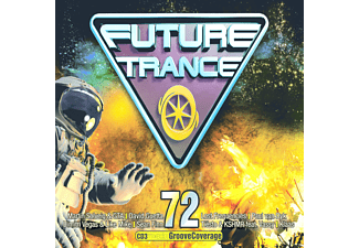 VARIOUS - Future Trance 72 - (CD)