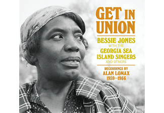 Bessie Jones - Get In Union - (CD)