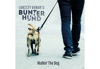 Patricia Draeger, Christian Weber, Lionel Friedli, Doran Christy - Walkin' The Dog - (CD)