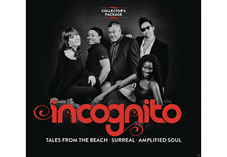 Incognito - Collector's Package-Tales From The Beach/Surreal/ [CD]