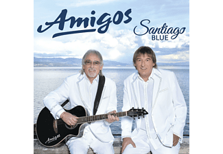 Die Amigos - Santiago Blue - (CD + DVD Video)