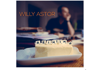 Willy Astor - Reimtime - (CD)