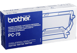 BROTHER PC75 140 PAGES