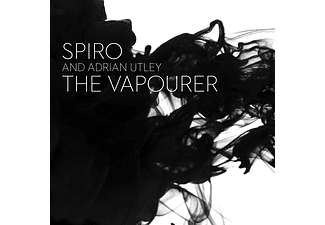Spiro, Adrian Utley - The Vapourer (CD)