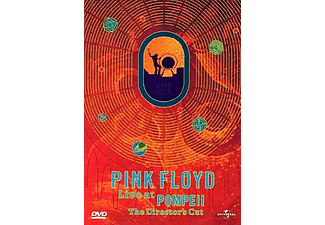 Pink Floyd - Live at Pompeji 1972 - Director's Cut (DVD)