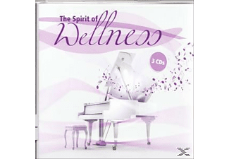 VARIOUS - The Spirit Of Wellness [CD]