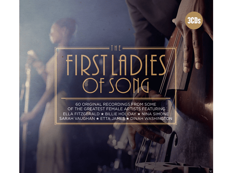 VARIOUS - The First Ladies Of Song [CD]