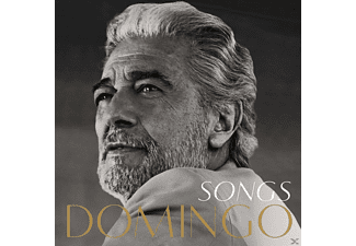 Plácido Domingo - Songs (CD)