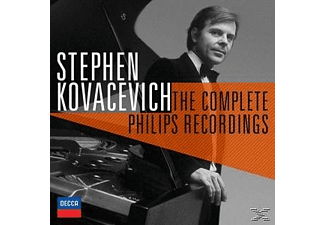 Stephen Kovacevich, Philharmonisches Oktett Berlin, The London Jazz Ensemble, BBC Symphony Orchestra, London Symphony Orchestra, VARIOUS - The Complete Philips Recordings (Ltd.Edt.) - (CD)