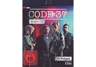 Code 37 - Staffel 2 - (Blu-ray)
