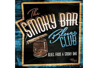 VARIOUS - Jazz From A Smoky Bar - (CD)